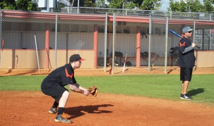 Junior catcher Greg Snyder will provide leadership for the Bengal nine under guidance by Manager Pisani